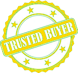 trusted buyer graphic